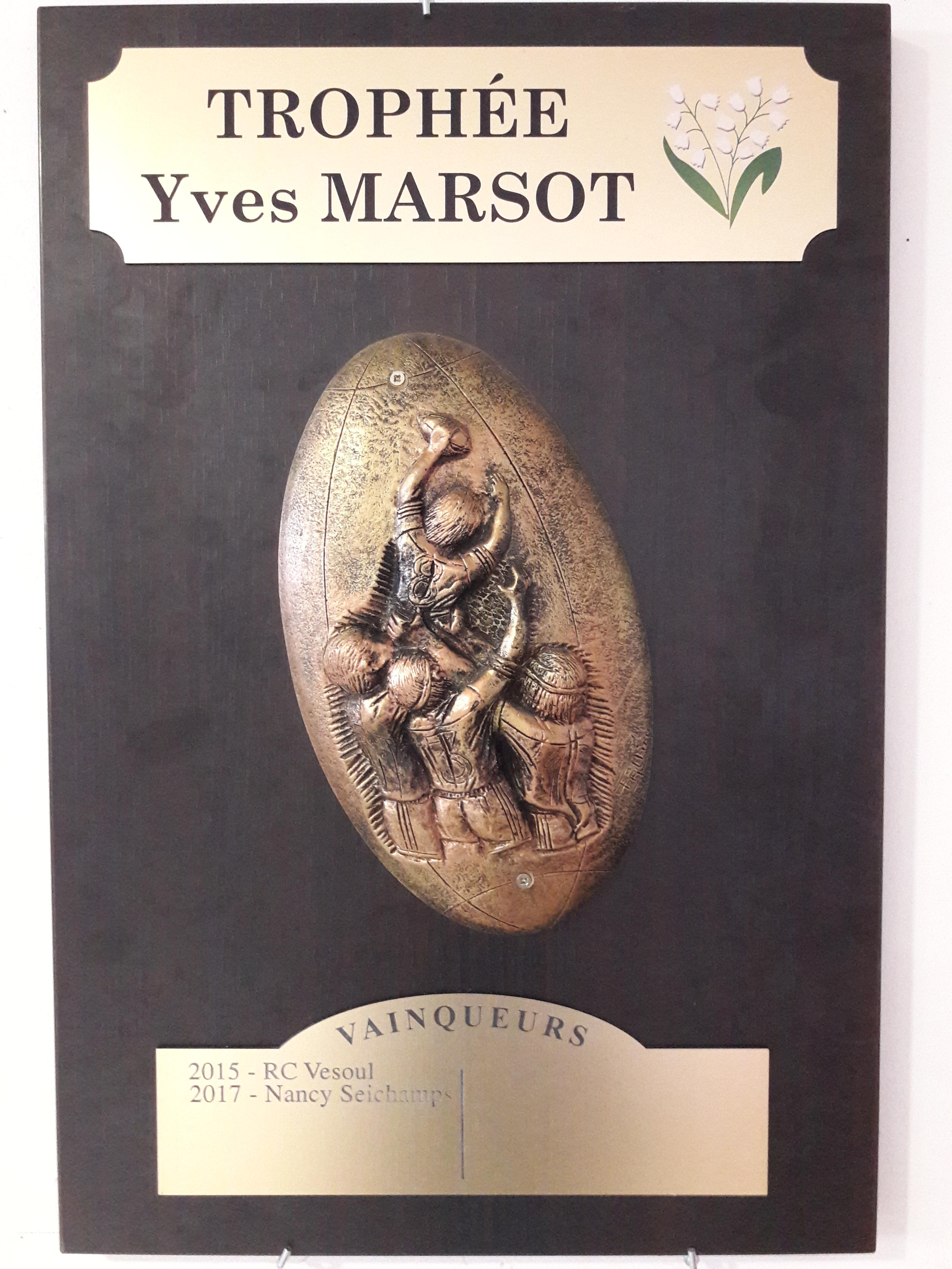 Challenge Yves Marsot